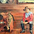 Cowboy by Vickie Black