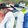 Cowboys by Chuck Hayden