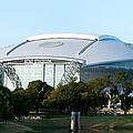 Cowboys Stadium Iphone Case Sized by Rospotte Photography