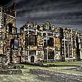 Cowdry Ruins by Robert Furtado