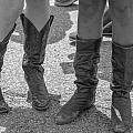 Cowgirl Boots  by John McGraw