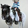 Cowgirl Dee by Dee Mccluskey