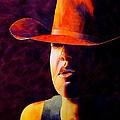 Cowgirl by Robert Hooper