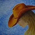 Cowgirl by Xochi Hughes Madera