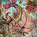 Coy Koi by Shadia Derbyshire
