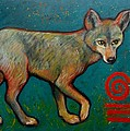 Coyote Of The Symbol by Carol Suzanne Niebuhr