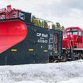 Cp Rail Plow by Guy Whiteley