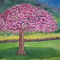 Crab Apple Tree by B Kathleen Fannin