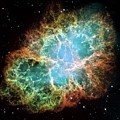 Crab Nebula (m1) by Nasaesastscij.hester & A.loll, Asu