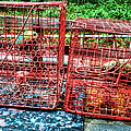 Crab Pots by Debbi Granruth