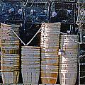 Crab Pots by Skip Willits