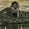 Crab Shack On The James River 3 by Ola Allen
