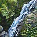 Crabtree Falls by Jaymi Krystowiak
