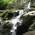 Crabtree Waterfall  by Christiane Schulze Art And Photography
