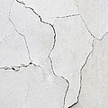 Cracked Stucco  by Michal Boubin