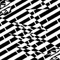 Cracks In The Pavement Maze  by Yonatan Frimer Maze Artist