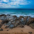 Craggy Beach Lorne by Harry Spitz