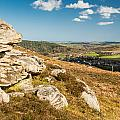 Crags Over Rothbury by David Head