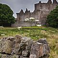 Craigmillar Castle Ruin by Sophie McAulay