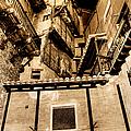 Crammed Floors In Albarracin by Weston Westmoreland