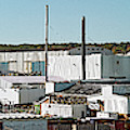 Cranes At Metal Factory, Bath by Panoramic Images