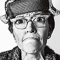 Cranky Old Lady by Diane Diederich