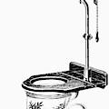 Crapper Toilet, 1890s by Granger