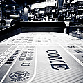 Craps Table In Las Vegas by Anthony Doudt