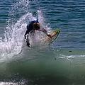 Wave Crashing by Robert VanDerWal