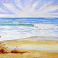 Crashing Wave by Barbara Griffin