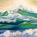 Crashing Waves by Jason Kuncas