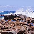 Crashing Waves by Michelle Wrighton