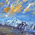 Crashing Waves by Robert Gross