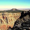 Crater At Grand Canyon by John Potts