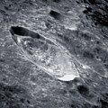 Crater Einthoven by Nasa/science Photo Library