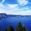 Crater Lake by Kathy Moll