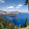 Crater Lake National Park by Diane Schuster
