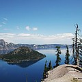 Crater Lake Oregon by Tom Janca