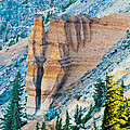 Crater Lake Pumice Castle by L J Oakes