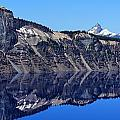 Crater Lake by Ron Latimer