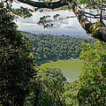 craterlake in Montagne d'Ambre National Park Madagascar by Rudi Prott