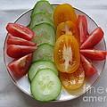 Craving For Fresh Vegetables by Ausra Huntington nee Paulauskaite