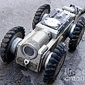 Crawler Pipeline Camera by Sheila Terry