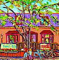 Crazy About Cupcakes Pointe Claire Village Artisan Shops  Saint Anne De Bellevue Montreal  by Carole Spandau