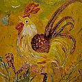 Crazy Chicken by Louise Burkhardt