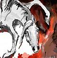 Crazy Horse 7 by Angel Ciesniarska