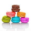 Crazy macarons 2 by Delphimages Photo Creations