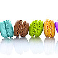 Crazy macarons horizontal by Delphimages Photo Creations