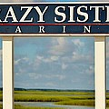 Crazy Sister Marina by Cynthia Guinn