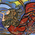 Creating Inspiration - Mermaid by Tamara Kapan